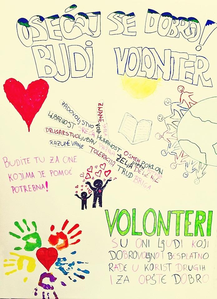 ''Mladi volonteri''